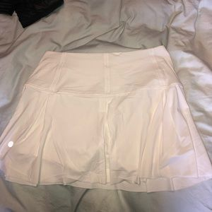 Lululemon tennis skirt